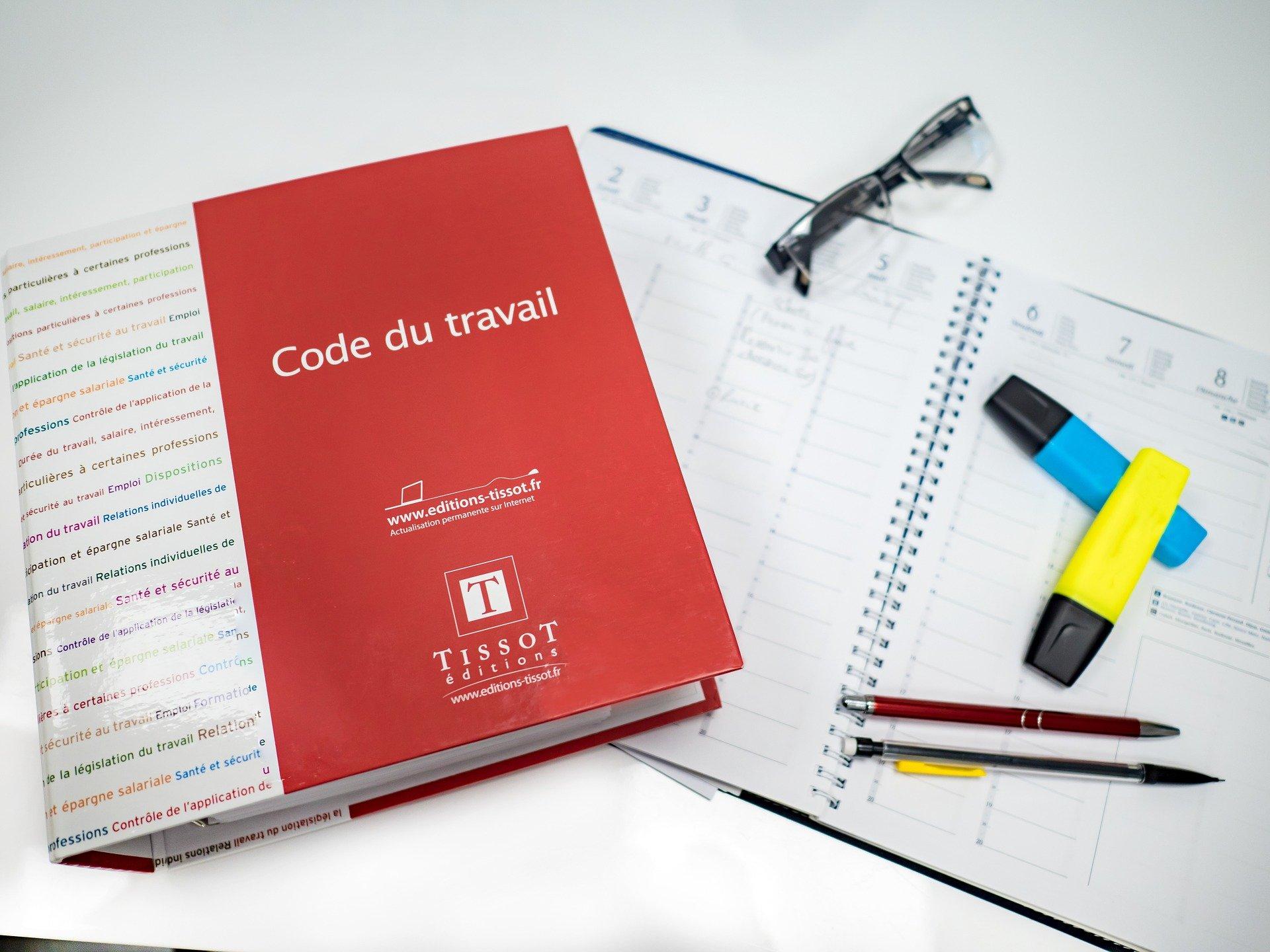 code du travail ressources humaines
