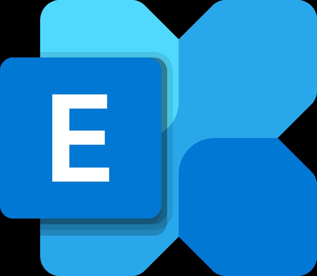 logo Microsoft Exchange messagerie